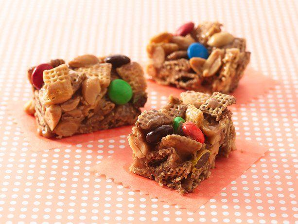 Yum :)Gluten Free Recipe, S'More Bar, S'Mores Bar, Bar Recipe, Chocolates Chex, Free Peanut, Glutenfree, Peanut Butter, Chex Bar