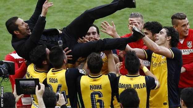 Atletico Madrid: Specialists in triumphing in the face of adversity