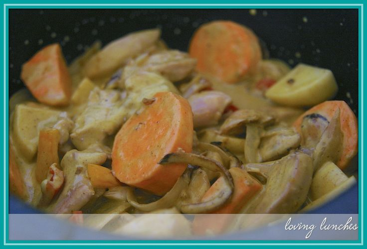 Quick Slow Curry slow cooker