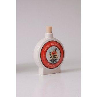 Ploscuta ceramica personalizata cu numele mirilor
