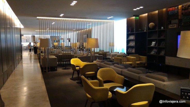Sala VIP American Express de Ezeiza, Buenos Aires