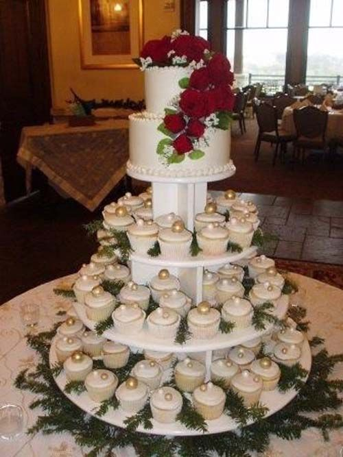 cupcake wedding cake cakes 1000 images about bifold door ideas on 13157
