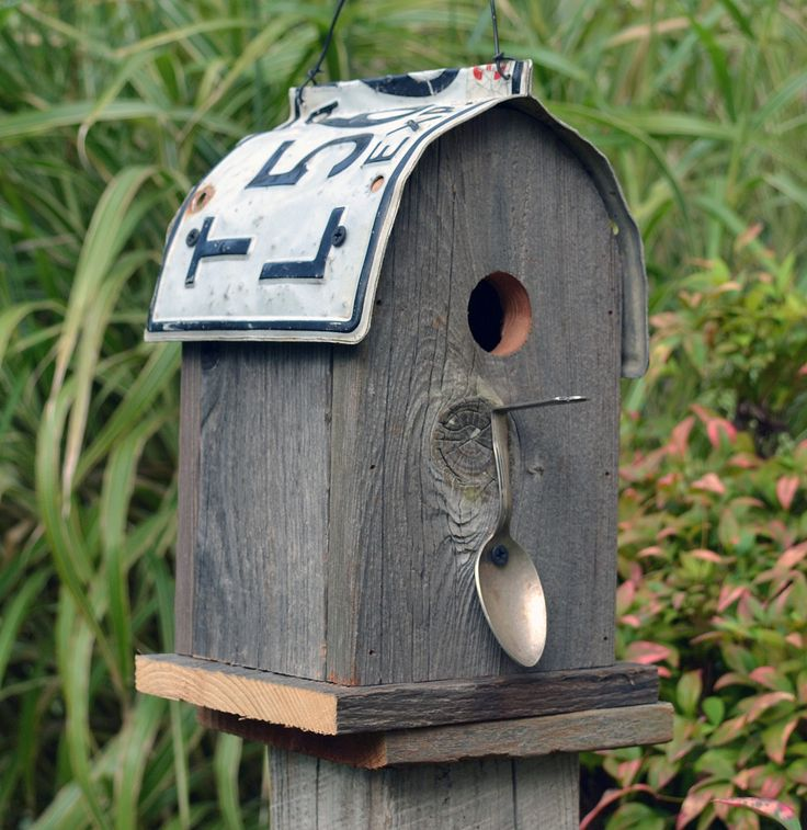 1000 ideas about homemade bird houses on pinterest for How to make homemade bird houses