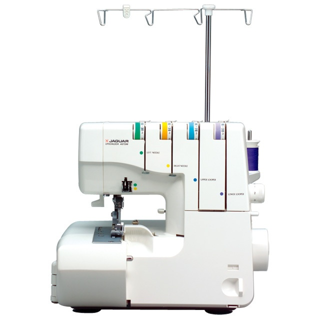 ロックミシン EL-487DW|  Overlock Sewing Machine EL-487DW| #JAGUAR #sewingmachine #overlock