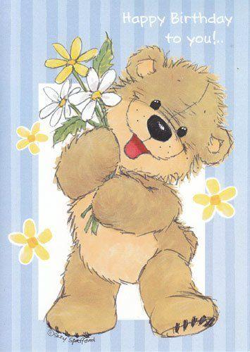 "suzy' zoo images   Greeting Card Birthday Suzy's Zoo ""Happy Birthday to You..."" Daisy ..."