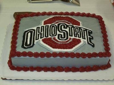OSU cake!!  Maybe for the OSU/Michigan game...