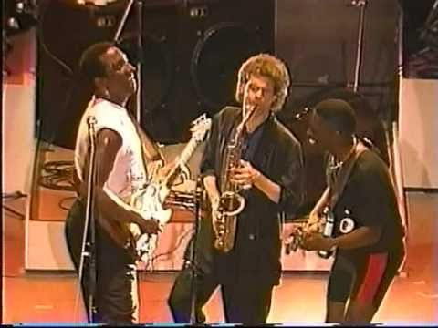 """Chicago Song"" by David Sanborn Group."