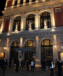 Vienna Concerts: my up-to-date non-tourist guide to the best quality classical music events in my home town (photo: Musikverein)