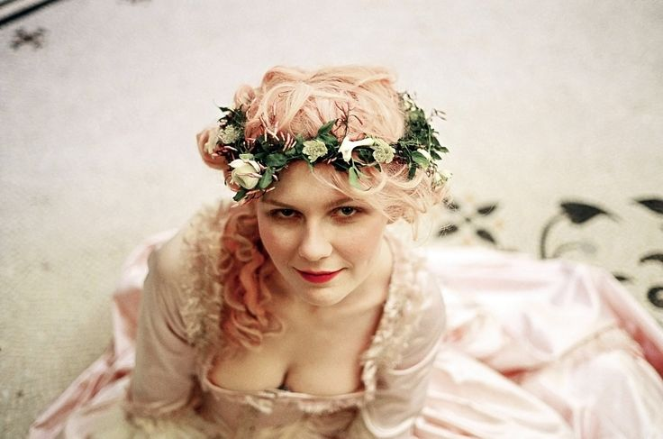 Kirsten Dunst - At Le Petit Trianon, Marie Antoinette let her hair down, and indulged in pastoral fantasies in her custom-built hameau, or village.