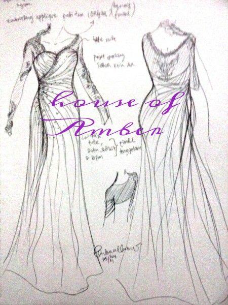 Dewi sri gown