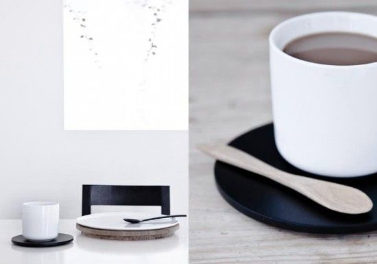 table setting by Line T. Klein: Thit Klein, Homedecor Interiors, Beautiful Simplicity, Copenhagen Photographers, White Tables Sets, Http Lineklein Com Simple, Sets Black, Sets Photos, Interiors Scandinavian