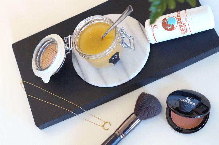 Colosé selvbruner og Bronzepudder - Naturlige og virkelig lækre produkter!