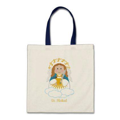 St. Micheal Mass Bag - accessories accessory gift idea stylish unique custom