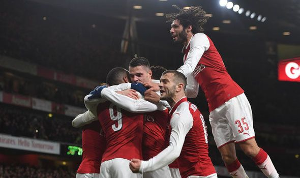 Arsenal news Mohamed Elneny make outrageous Premier League title - how to make a league schedule