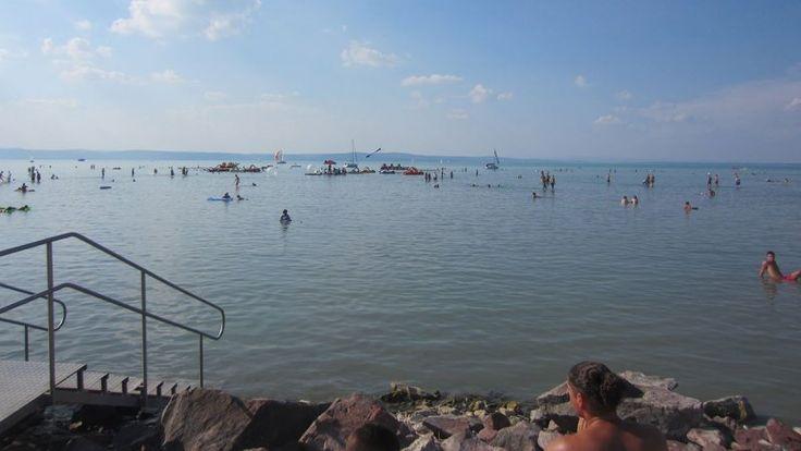 Beach Club - Siofok - Wasser