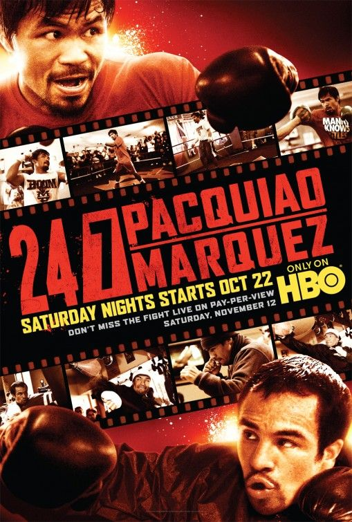 Click to View Extra Large Poster Image for 24/7 Pacquiao vs Marquez