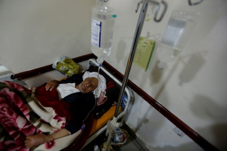 Yemen Cholera Cases Pass 300,000 Mark, ICRC Says