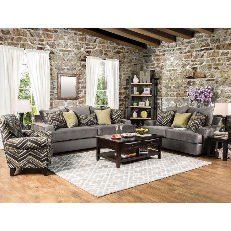 Sectional Gray Sofa Set: 25+ Best Ideas About Grey Sofa Set On Pinterest