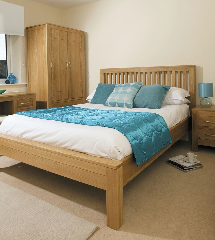 Top Quality Solid Oak Furniture In The Traquair Collection Now Available In Edinburgh Very Contemporary High End Oak Bedroom Furniture Which Features