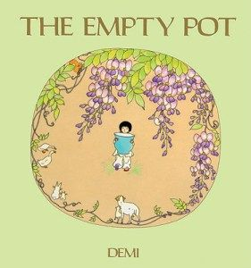 The Empty Pot by Demi ....more activities