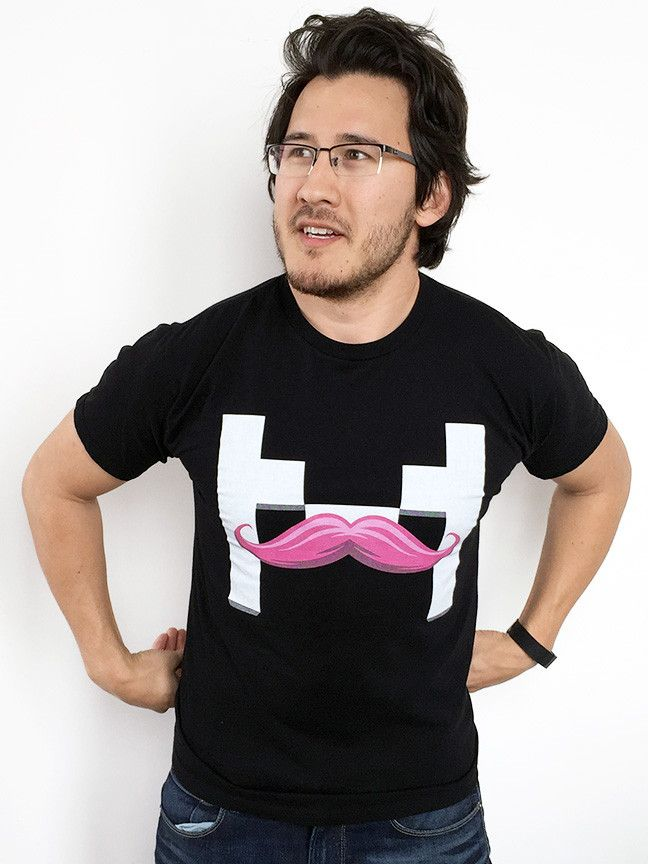 Markiplier Warfstache :: I Saw this and was surprised. Such a good looking individual, no matter what! !! :3