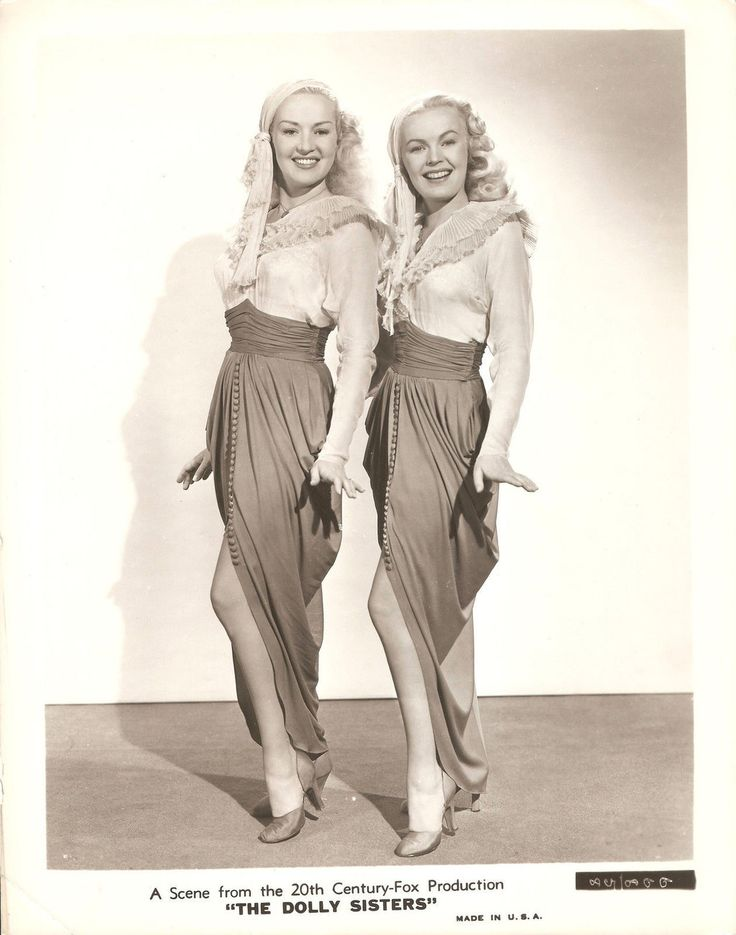 Betty Grable and June Haver by slr1238 on DeviantArt