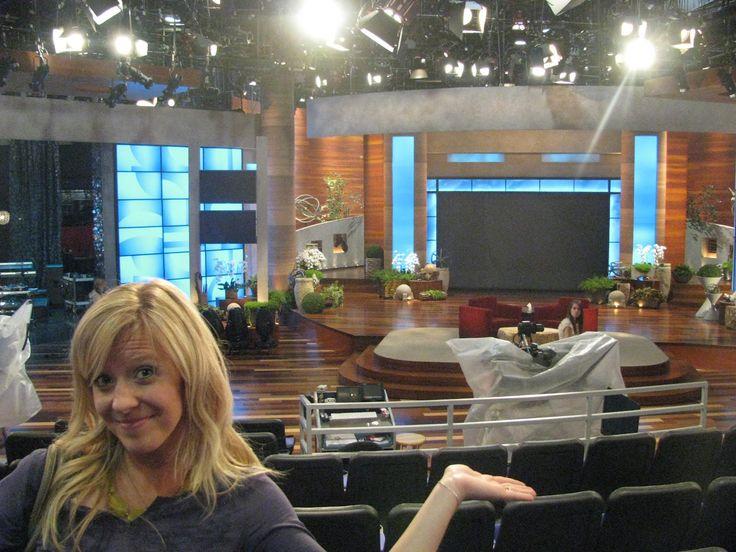ellen talk show set - Bing images