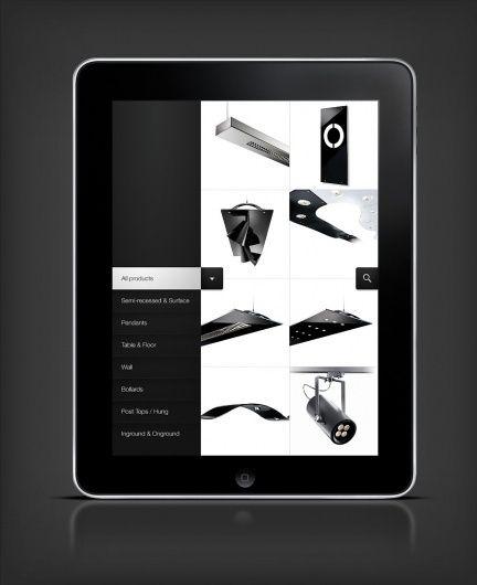 iPad UI/UX