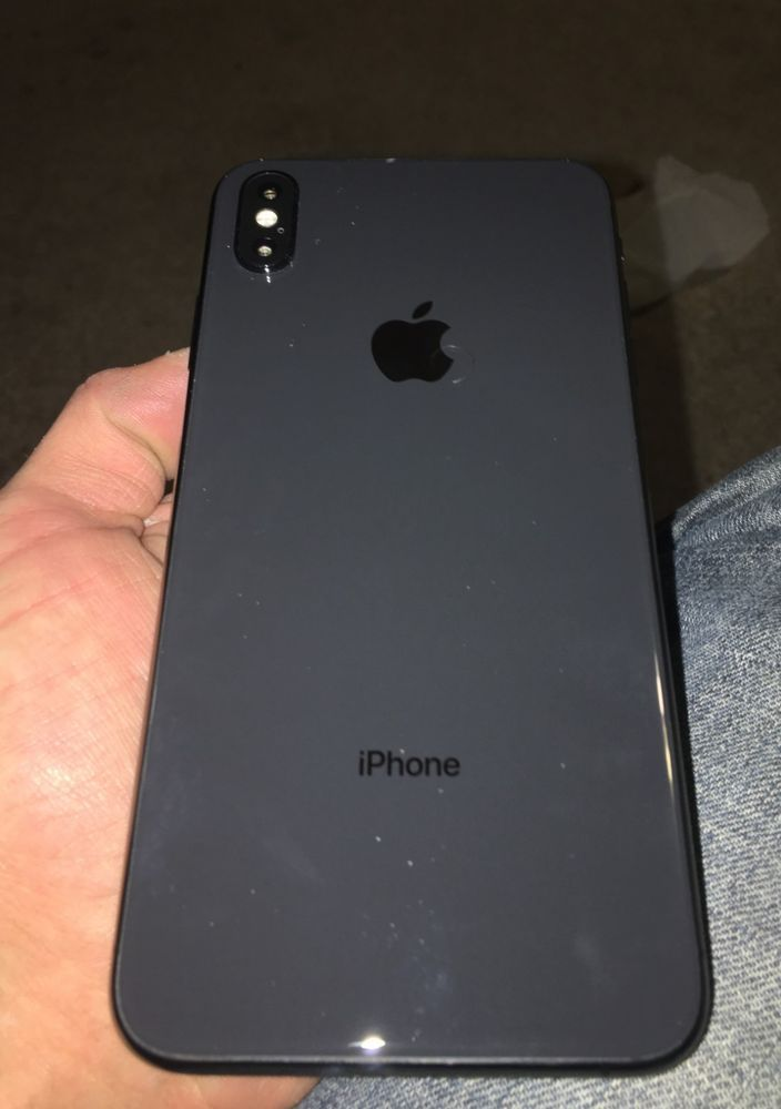 Iphone Xs Max 256gb Space Gray Sprint Unlocked A1921 Cdma Gsm
