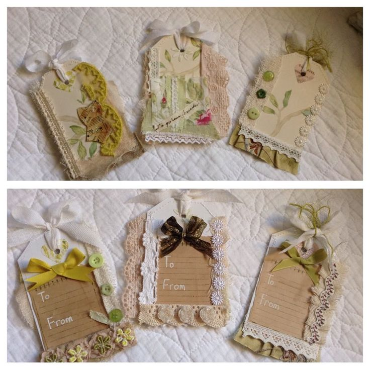Been having fun making pretty tags from wallpaper, fabric, ribbon and lace scraps, they will be for sale at the Glass Museum Sunderland Saturday #handmadeisbetter #makersvillage #creatorslane #craftsposure #favehandmade #helloimhandmade #handmadewithlove #hellosmallshop #etsyseller #craftbuzz #instacraft #handcraft #crafts #creative #handcrafting #handstitched #workinprogress #fabricbookcover #textilebook #surfacepattern #textiles #stitch #shabbychic #textileart #recycled#embellished…