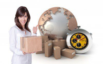 Courier Services in Noida