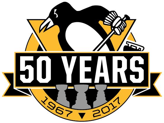 Penguins Unveil Logo For 50th Anniversary Season - Pittsburgh ...