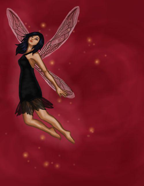 Angel Salvadore by WhiteEyedCat.deviantart.com on @DeviantArt