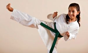 Groupon - Four-Week Youth-Confidence Course for One or Two at ATA Martial Arts (Up to 59% Off) in Multiple Locations. Groupon deal price: $35