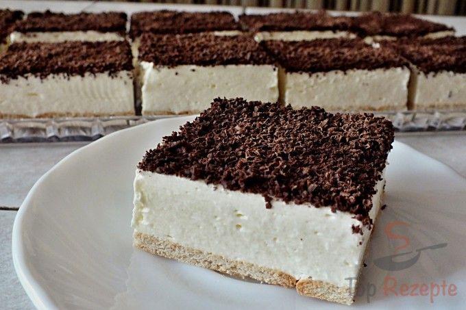 Schneller 10-Minuten-Schaumkuchen ohne Backen