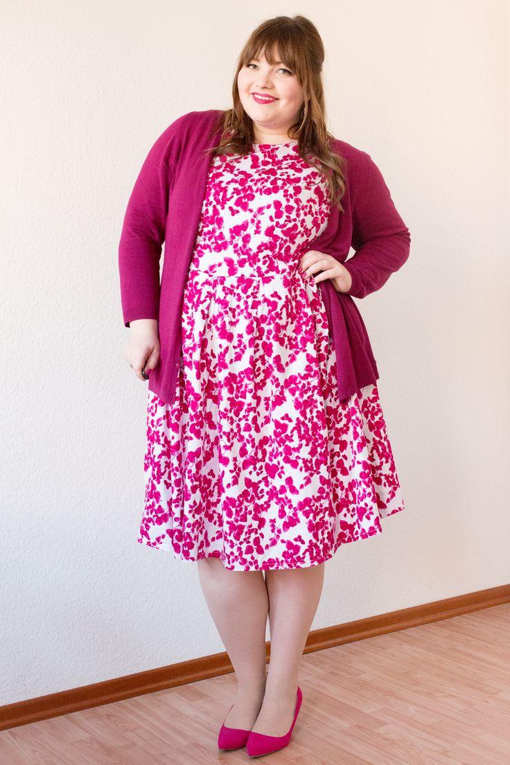 kathastrophal.de - Plus Size Outfits der Woche - Pretty in Pink