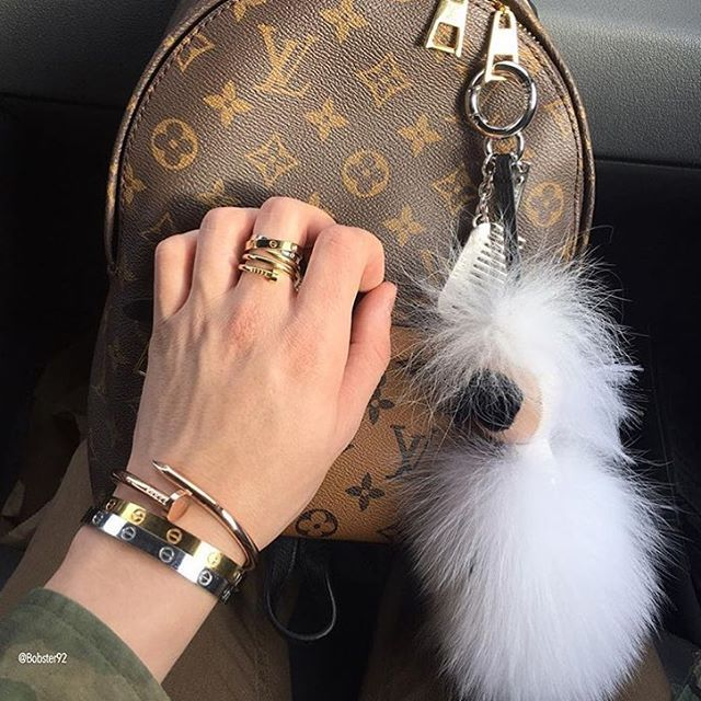 Louis Vuitton Backpack @stylespottingkw • 1,179 likes