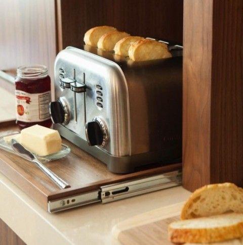 17 mejores ideas sobre almacenamiento de electrodomésticos de ...