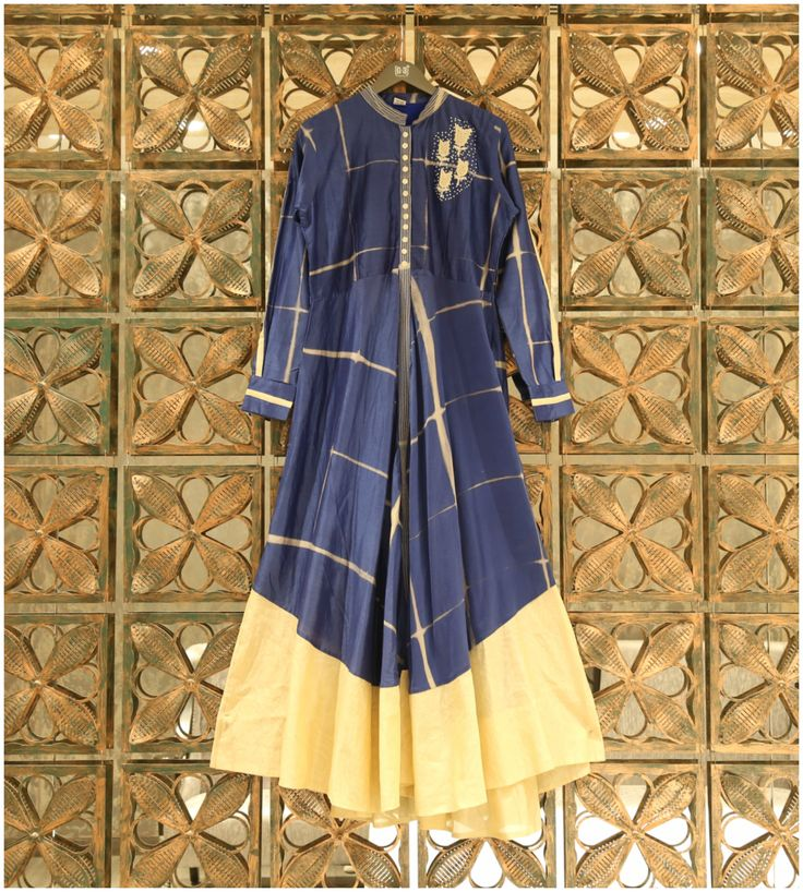 Wedding & festive Trend Alert – Kurti or Tunic in Blue