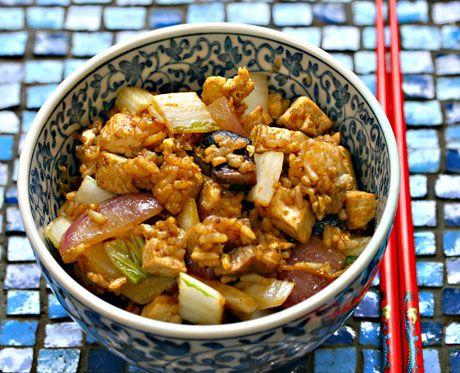 how to make perfect mushroom rice