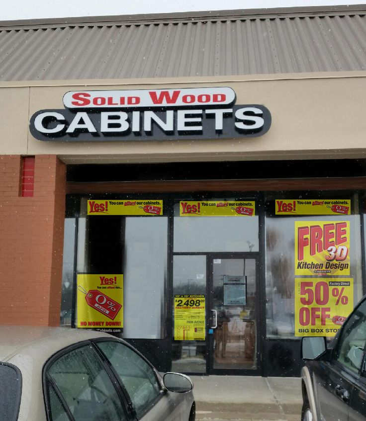 The Solid Wood Cabinets Company Showroom In Paramus, NJ! Our Newest Local  Showroom Opening