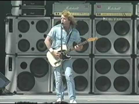 in the army now - status quo (live) - YouTube