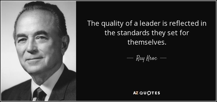 TOP 25 QUOTES BY RAY KROC (of 72) | A-Z Quotes