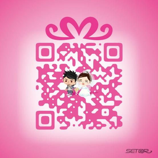 Matrimonio Bohemien Qr Code : Best qr code images on pinterest codes coding