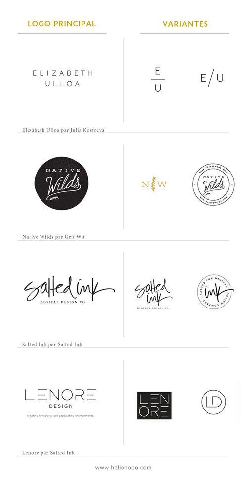 cr u00e9ez des variantes de votre logo