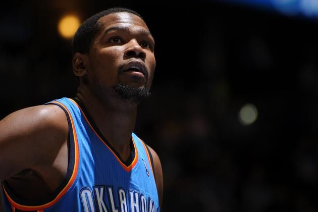 %%ttittle%%. Kevin Durant measures 6 feet and 9 inches or 206 cm. This elevated height makes him a dangerous jump shooter in NBA.