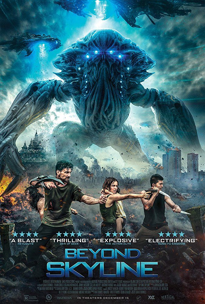 A Tough As Nails Detective Embarks On A Relentless Pursuit To Free His Son From A Nightmarish Alien Warship Beyond Skyline Full Movies Online Free Full Movies