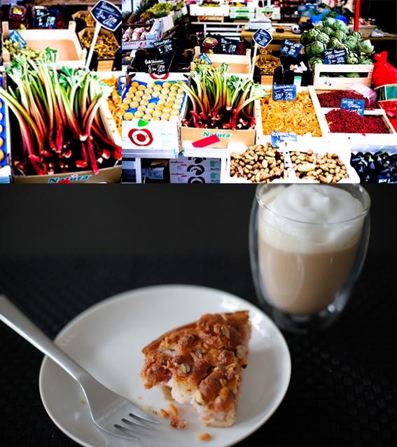 Co labs // Daniela Pacheco en Copenhagen Dinamarca Parte 2: Mercado de Torvehallernekbh ruhbarb pie