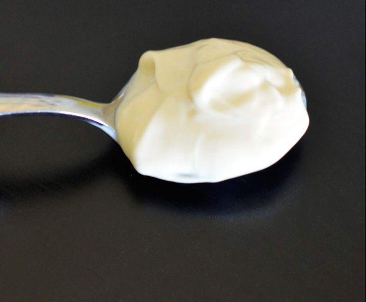 Recipe Easy One Step Vanilla Yogurt Pot Set (Thermoserver set) by Monica Falconer - Consultant - Recipe of category Basics