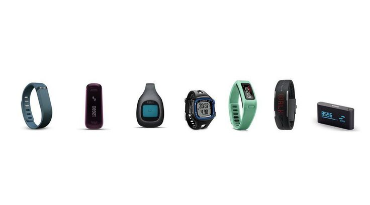 Comparativa de monitores de actividad - pulseras fitness (2015): FITBIT FLEX vs FITBIT ONE vs FITBIT ZIP vs GARMIN FORERUNNER 15 vs GARMIN VIVOFIT vs POLAR LOOP vs WITHINGS PULSE